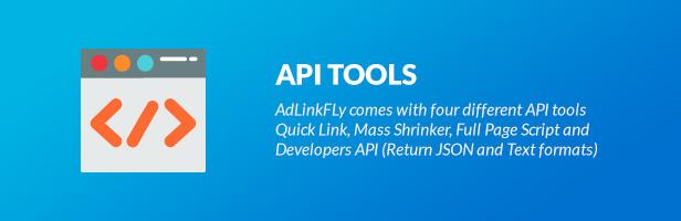 AdLinkFly - Monetized URL Shortener - 8